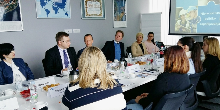 Strengthening German-Croatian cooperation in the field of education and training